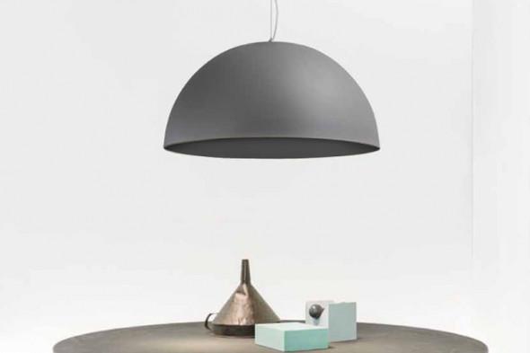 Billede af Larino Concrete - lampeserie hos BoShop - Lamper i Århus.