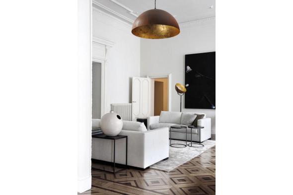 Billede af Larino Rust Gold Leaf - lampeserie hos BoShop - Lamper i Århus.