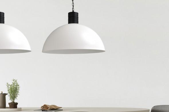 Billede af Larino White - lampeserie hos BoShop - Lamper i Århus.