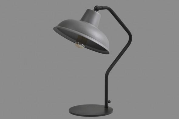 Billede af Panna Concrete - bordlampe hos BoShop - Lamper i Århus.