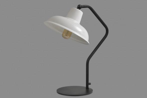 Billede af Panna White - bordlampe hos BoShop - Lamper i Århus.