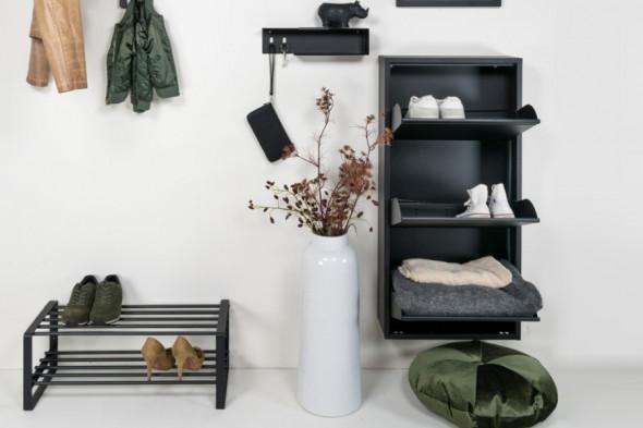 Billede af Billy skoskab hos BoShop - Entremøbler i Århus.