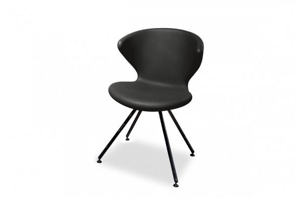 Billede af Concept metal Soft touch spisebordsstol hos BoShop - Spisebordsstole i Aarhus og Aalborg.
