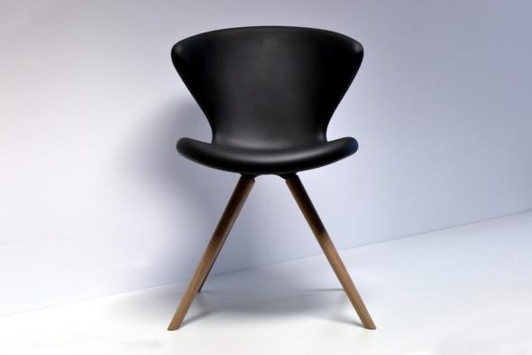 Billede af Concept wood Soft touch spisebordsstol hos BoShop.