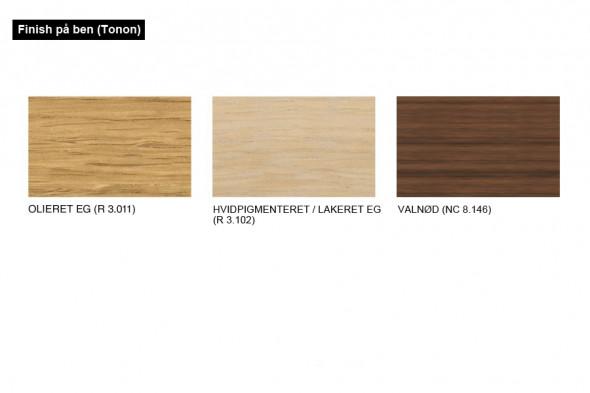 Billede af Flat wood spisebordsstol hos BoShop - Spisebordsstole i Aarhus og Aalborg.