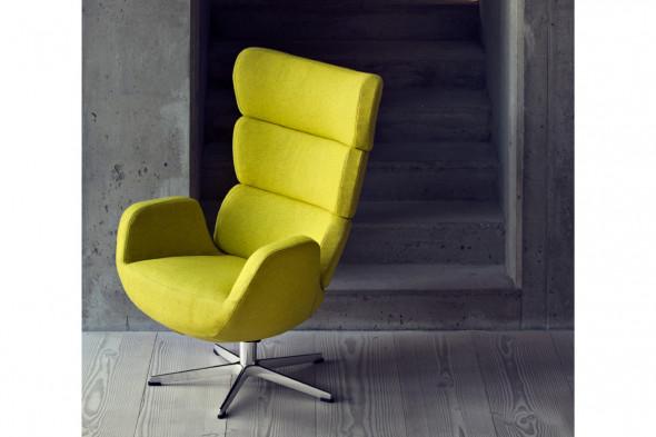 Billede af Turtle lænestol hos BoShop - Lænestole i Århus.