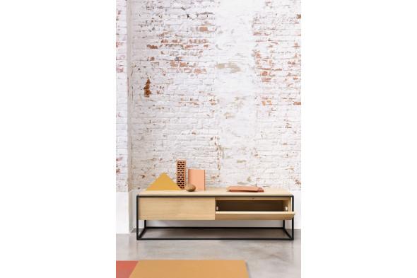 Billede af Monolit tv-bord i træ hos BoShop.