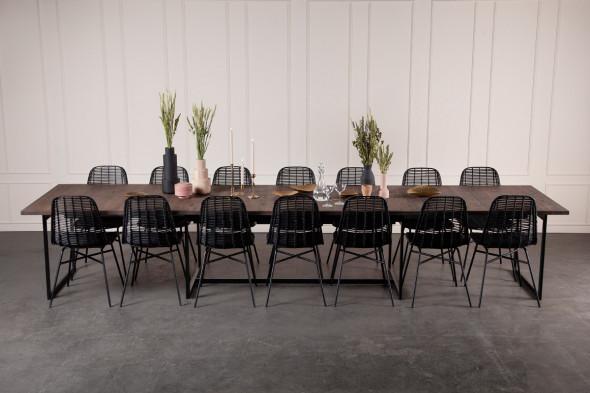 Billede af EXE spisebord fra Wood by Kristensen hos BoShop - Spiseborde i Aarhus og Aalborg.