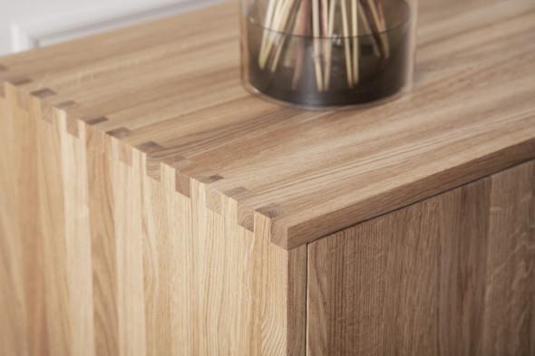 Billede af Flex opbevaringsserie fra Wood by Kristensen hos BoShop - Opbevaringsmøbler i Aarhus og Aalborg.