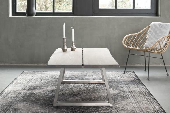 Billede af Forest sofabord fra Wood by Kristensen hos BoShop - Planke sofabord