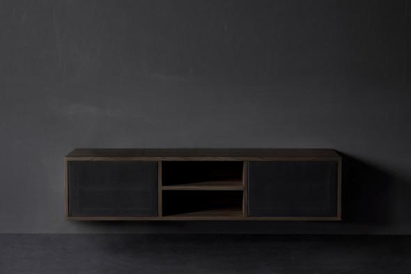 Billede af ZET tv-borde-serie fra Wood by Kristensen hos BoShop - Tv-borde i Århus.