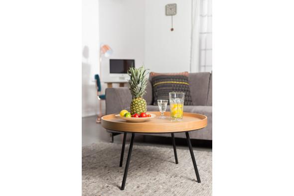 Billede af Oak Tray sofabord hos BoShop.