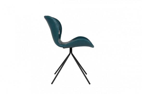 Billede af OMG LL læder spisebordsstol hos BoShop - Spisebordsstole i Århus.