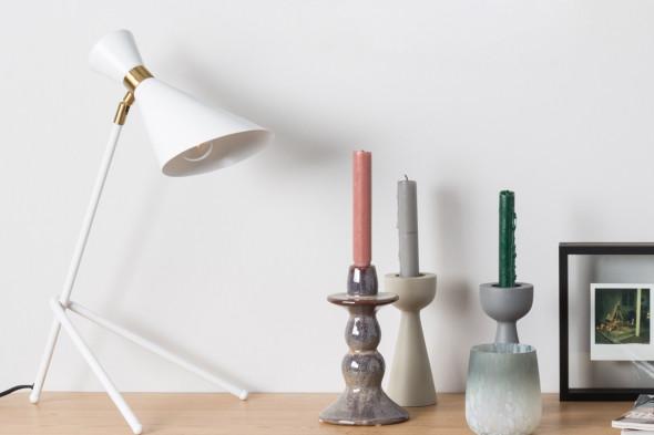 Billede af Shady bordlampe hos BoShop - Lamper i Århus.