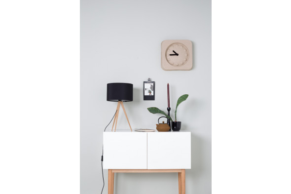 Billede af Tripod Wood bordlampe hos BoShop.