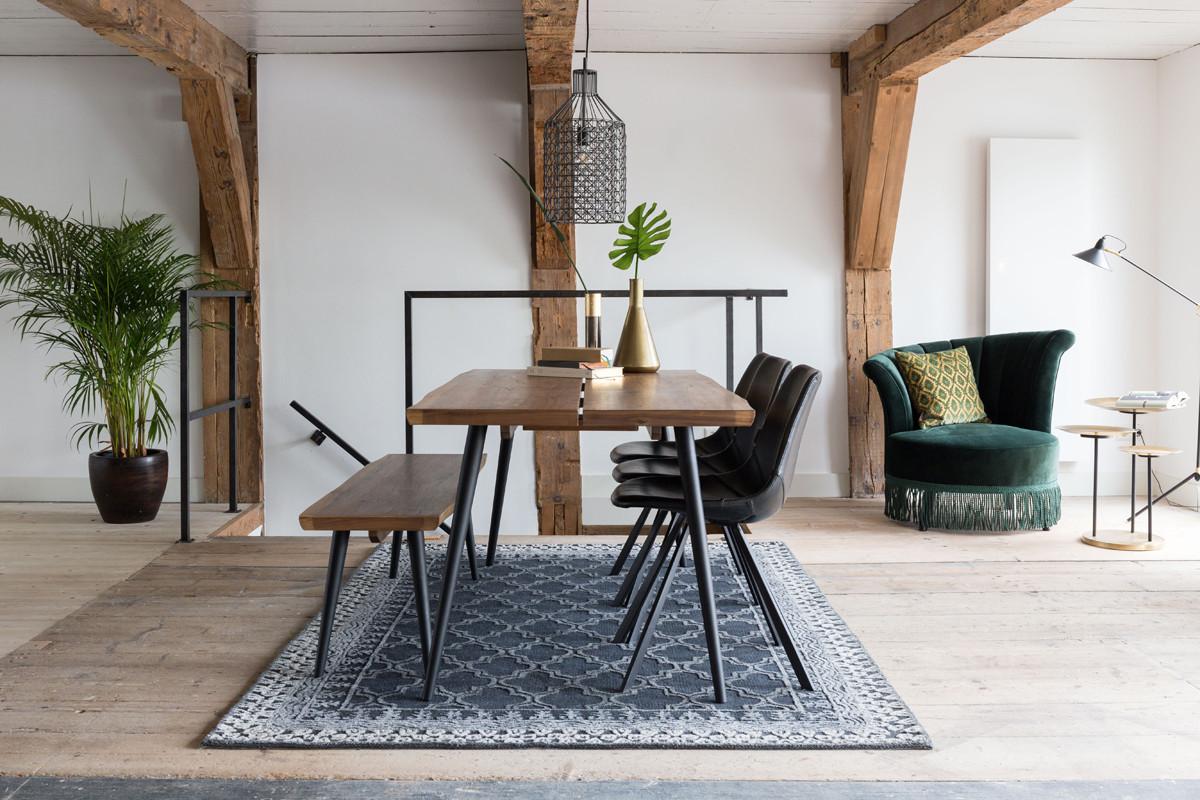 Dutchbone - Alagon bænk hos BoShop - Bænke i Århus