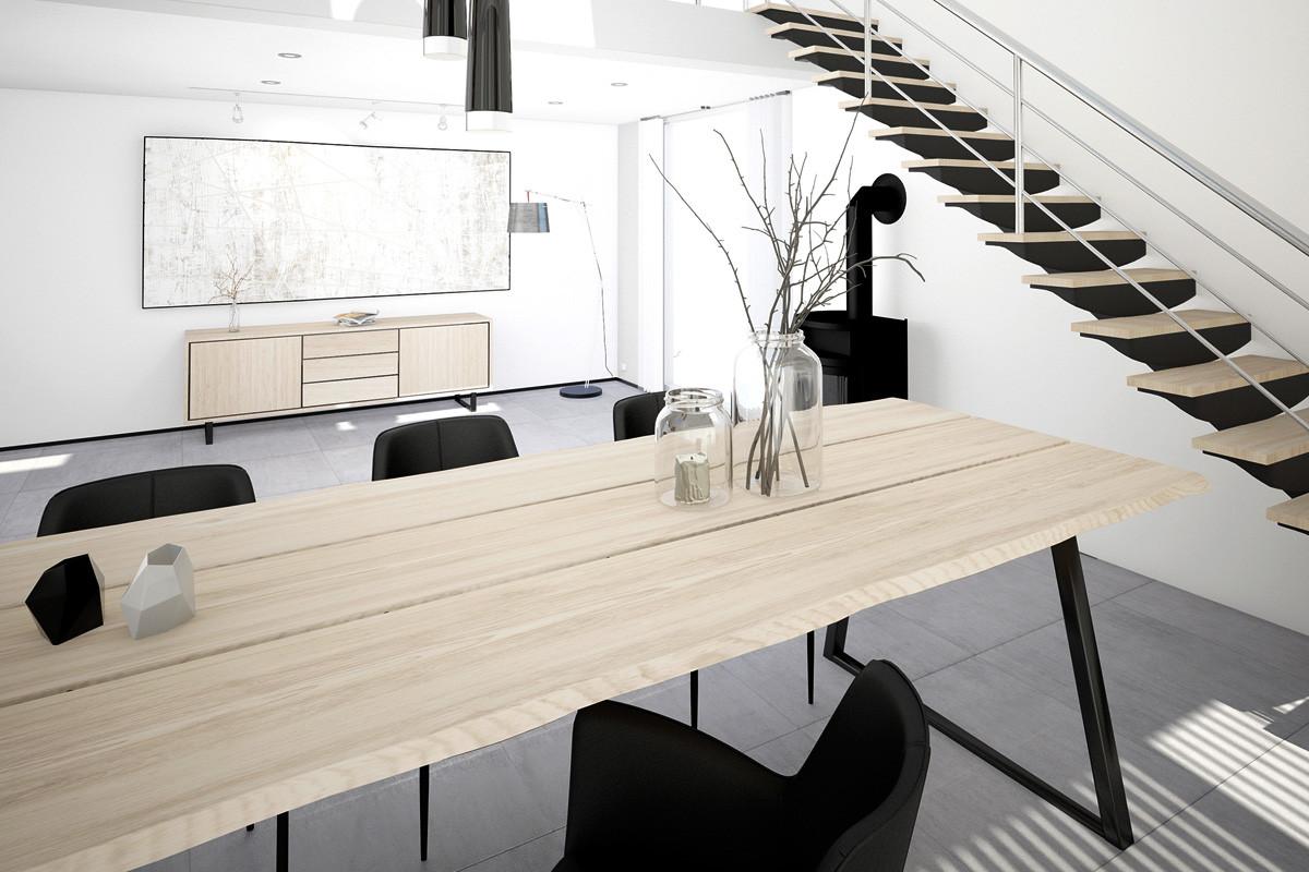Wood by Kristensen - Forest plankebord / spisebord hos BoShop ...