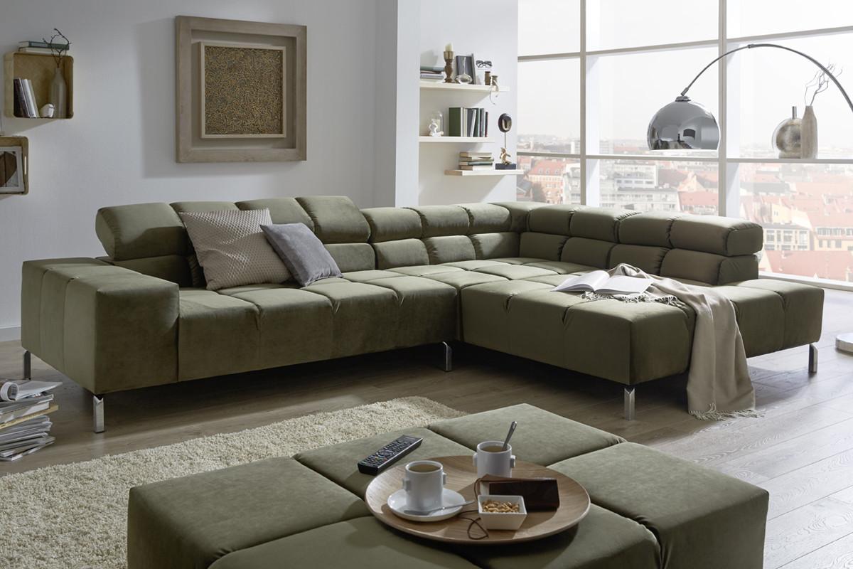 indomo wilson stofsofa flyder sofa med chaiselong hos boshop. Black Bedroom Furniture Sets. Home Design Ideas