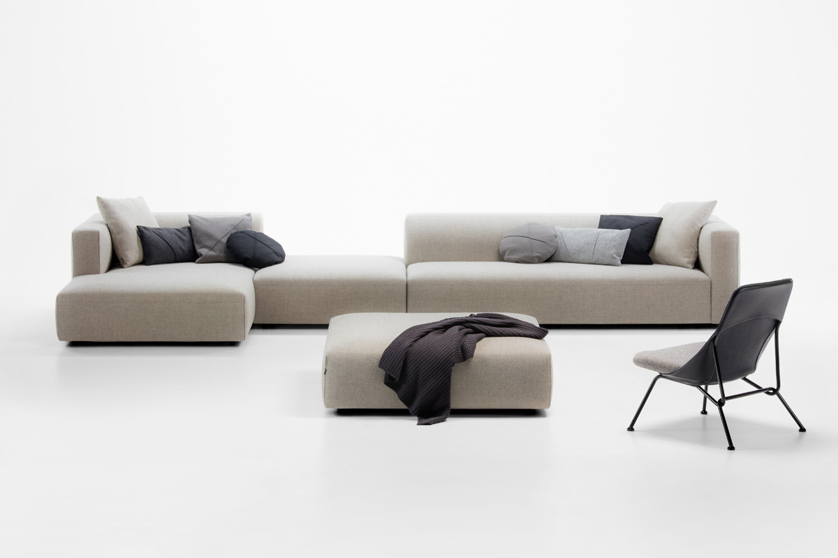 prostoria match xl stofsofa sofa med chaiselong hos boshop sofaer i rhus. Black Bedroom Furniture Sets. Home Design Ideas