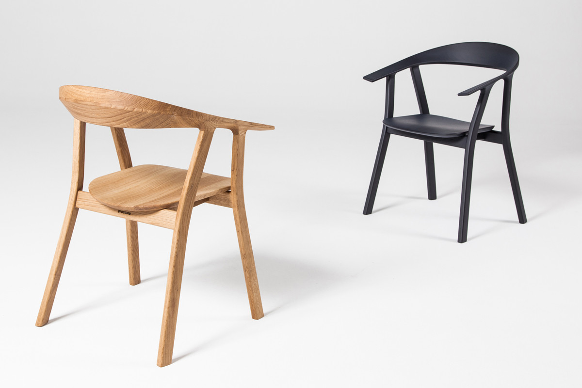 Prostoria - Rhomb spisebordsstol hos BoShop - Spisebordsstole i Århus