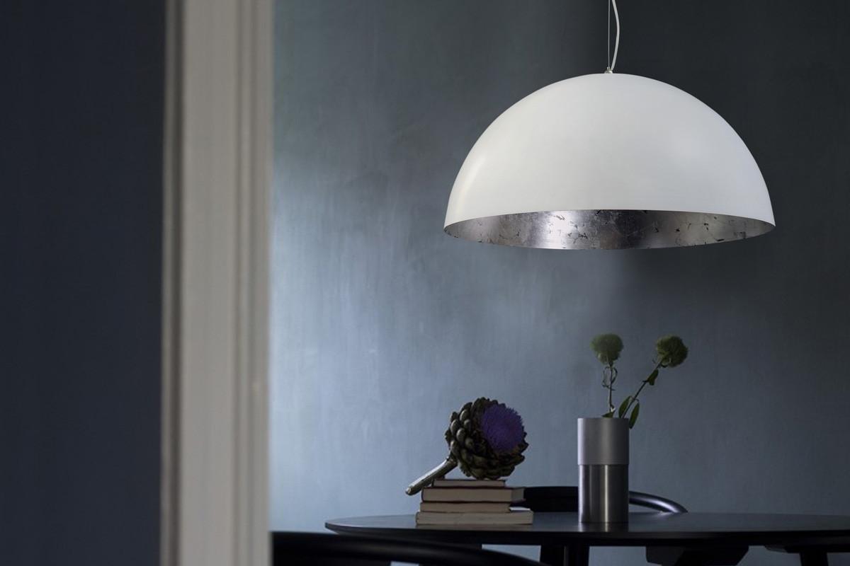 Flott SMOKESTACK - Larino White Silver Leaf (lampeserie) hos BoShop WA-11