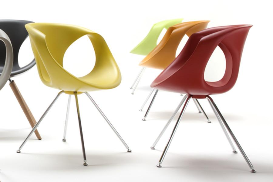 ... Soft touch* spisebordsstol hos BoShop - Spisebordsstole i Århus