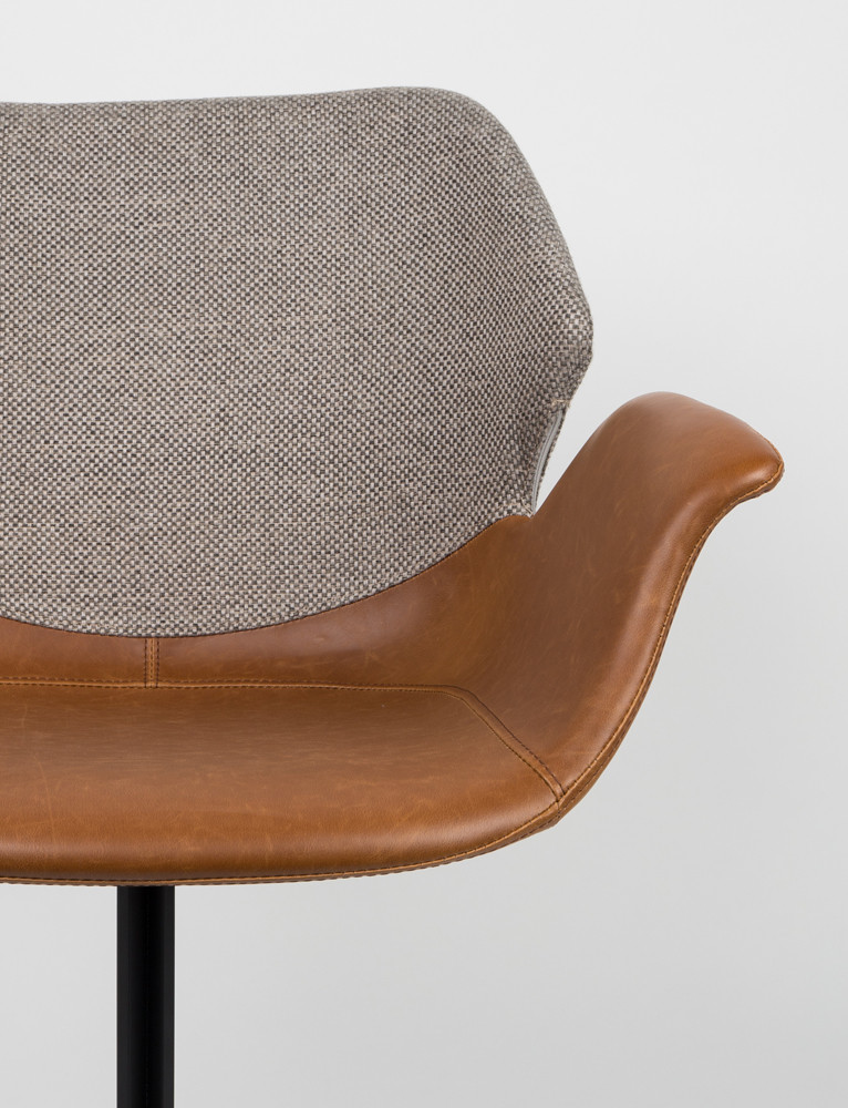 Alle nye Zuiver - Nikki spisebordsstol hos BoShop - Spisebordsstole i Århus XM06