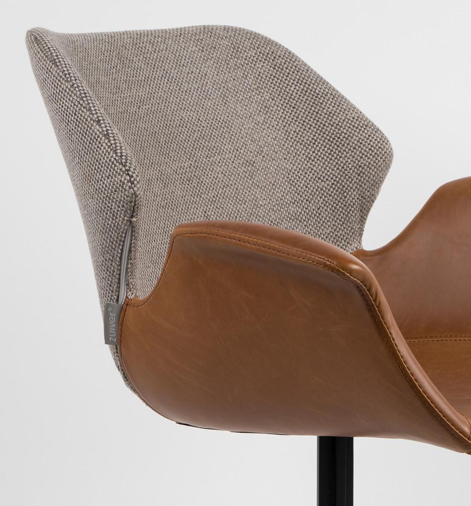 Ekstra Zuiver - Nikki spisebordsstol hos BoShop - Spisebordsstole i Århus CP52