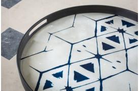 Tribal Hexagon glasbakke