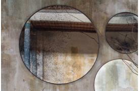 Bronze spejlbakke