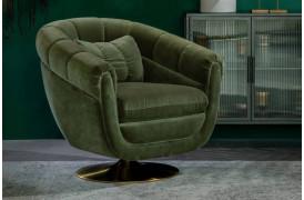 Nyd en cigar og et godt glas whisky i Member lounge stolen fra Dutchbone.