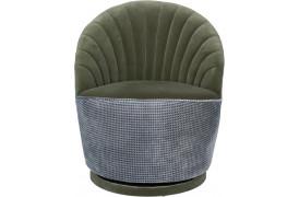 Madison lounge stol - Olive