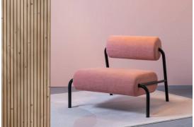 Lemika lounge stolen fra Zuiver kan bringe glæde og kreativitet ind i ethvert rum.