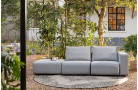 Her ses et billede af Breeze udendørssofa i grå fra Zuiver.