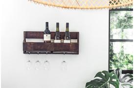 Her ses et billede af Factory vinhylde fra vores Unika Collection.