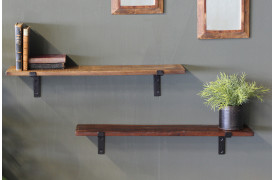 Her ses et billede af Factory væghylder fra vores Unika Collection.