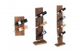 Her ses et billede af vinreolerne fra vores Unika Collection.