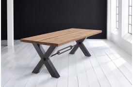 Kansas er et plankebord med unik og rustik charme fra Bodahl.