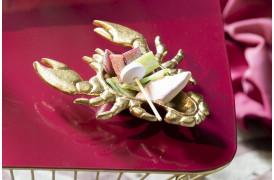 Don't Pinch Me Lobster skål er en sjov og elegant pyntegenstand.