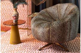 Denne fantastiske lounge stol fra Bold Monkey vil helt sikkert gøre din indretning til noget særligt.