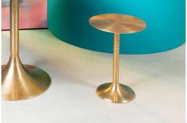 Hypnotising sidebord - Guld