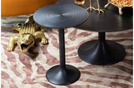 Hypnotising fås også som et sofabord og spisebord.
