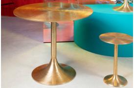 Hypnotising spisebord - Guld