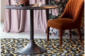 Hypnotising spisebord - Sort