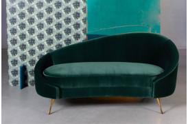 Leder du efter en Art Deco sofa, der kan bruges som en divan.