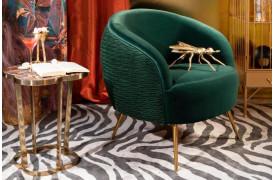 Denne flotte lounge lænestol fra Bold Monkey er en lænestol med personlighed.