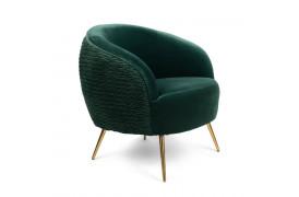 So Curvy lounge chair - Grøn