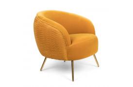 So Curvy lounge chair - Gul