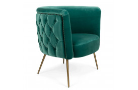 Such A Stud lounge stol - Grøn