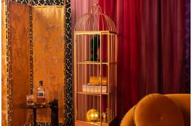 Med inspiration fra et klassisk fuglebur er Unlock Me skabet fra Bold Monkey en skønt.